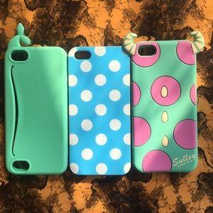 iPhone 5/5s/SE cases 📱